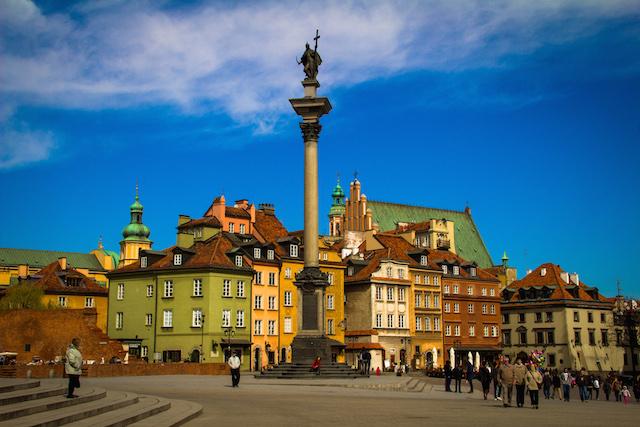Казино и игорные клубы в Польше