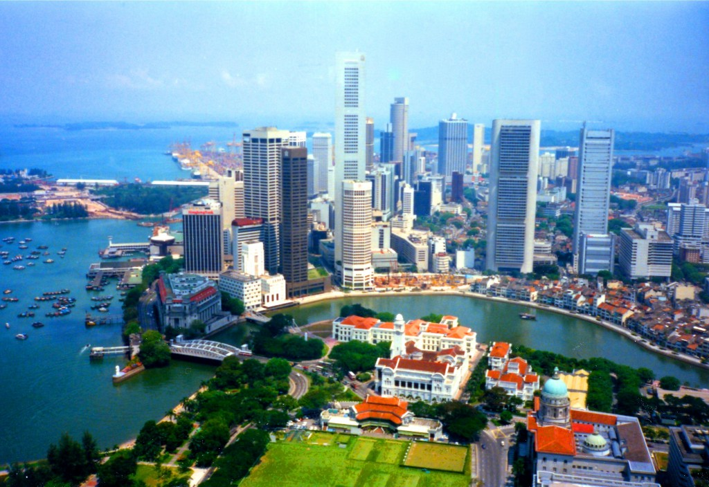 Богатые мигранты выбирают Сингапур