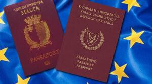 Гражданство за инвестиции — Мальта и Кипр