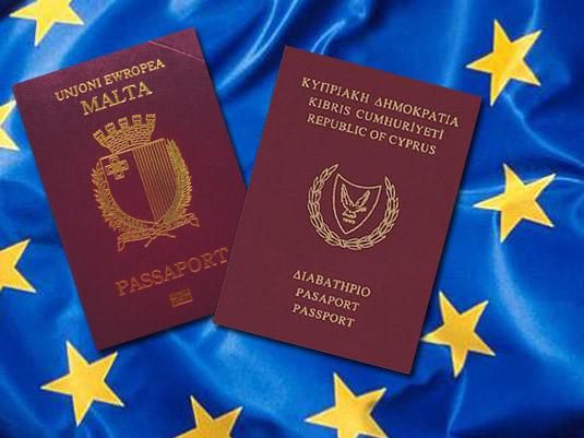 Гражданство за инвестиции - Мальта и Кипр