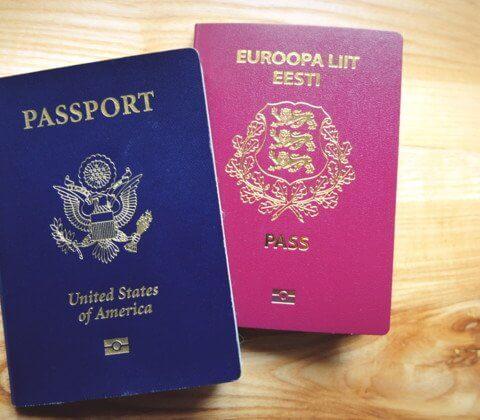 Двойное гражданство в Эстонии