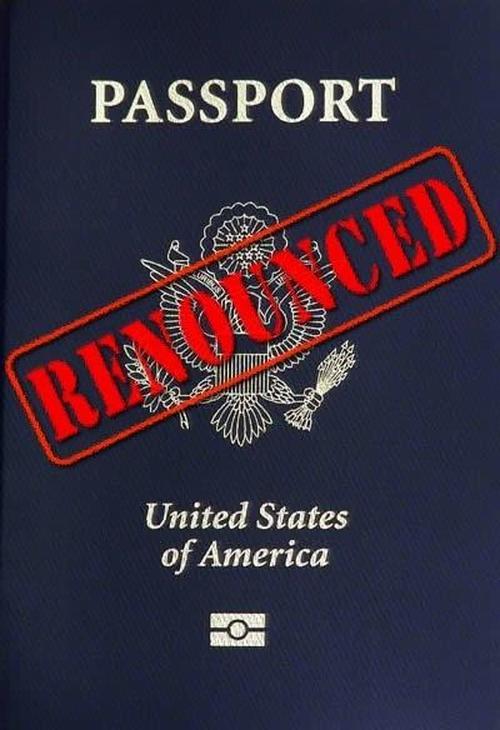 Миллионеры отказываются от гражданства США
