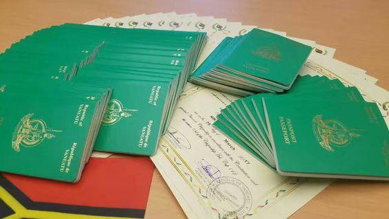 Гражданство Вануату – доходы от программы падают